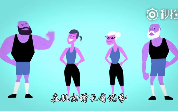 【TED教育:如何实现肌肉增长?】无论健身是不是你的兴趣爱好,肌肉都需要你的持续关注~ http://t.cn/R6pECyN .