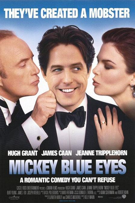 蓝眼睛米奇