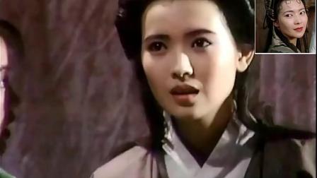 当年靓绝五台山的蓝洁瑛古装电视剧,太惊艳了
