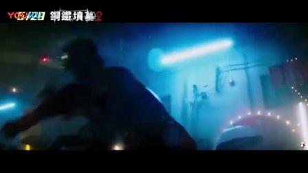 我在《金蝉脱壳2》史泰龙舍身救黄晓明,黄晓明疯狂秀演技、秀英语、秀动作截了一段小视频