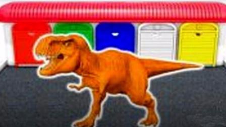 恐龙世界总动员霸王龙 超级飞侠2 恐龙战队侏罗纪世界