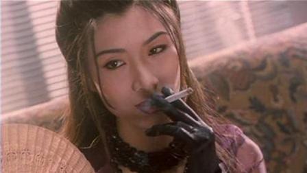 3分钟带你看完林青霞的《黑豹天下》,真正的高手,只需一个眼神!