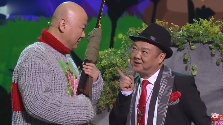 郭冬临终于不带郭嫂演小品了,包袱一样的搞笑,台下爆笑不断!