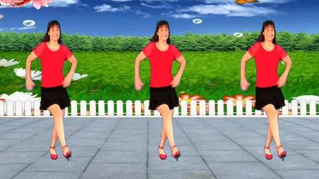 非常简单的广场舞《天籁之爱》水兵舞舞蹈教学视频