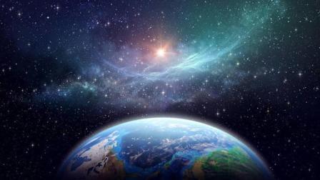 宇宙天体基本都在自转, 转第一圈的动力, 是谁给的?