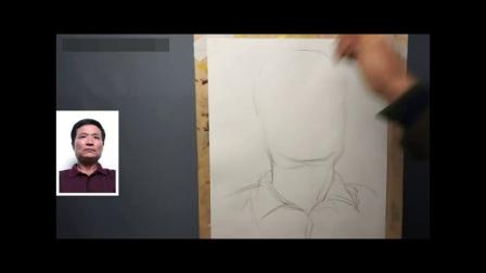 人物素描教程素描入门 排线,油画教程 epub,素描入门推荐新视觉美术