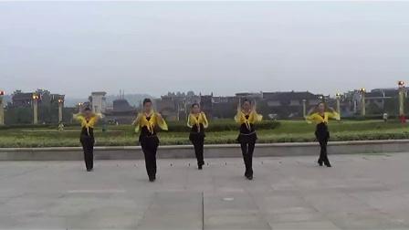 吉美广场舞《一起来跳舞》广场舞蹈视频大全2015(2)