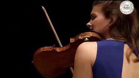 小提琴《德彪西-美丽黄昏 Beau Soir》独奏-珍妮杨森