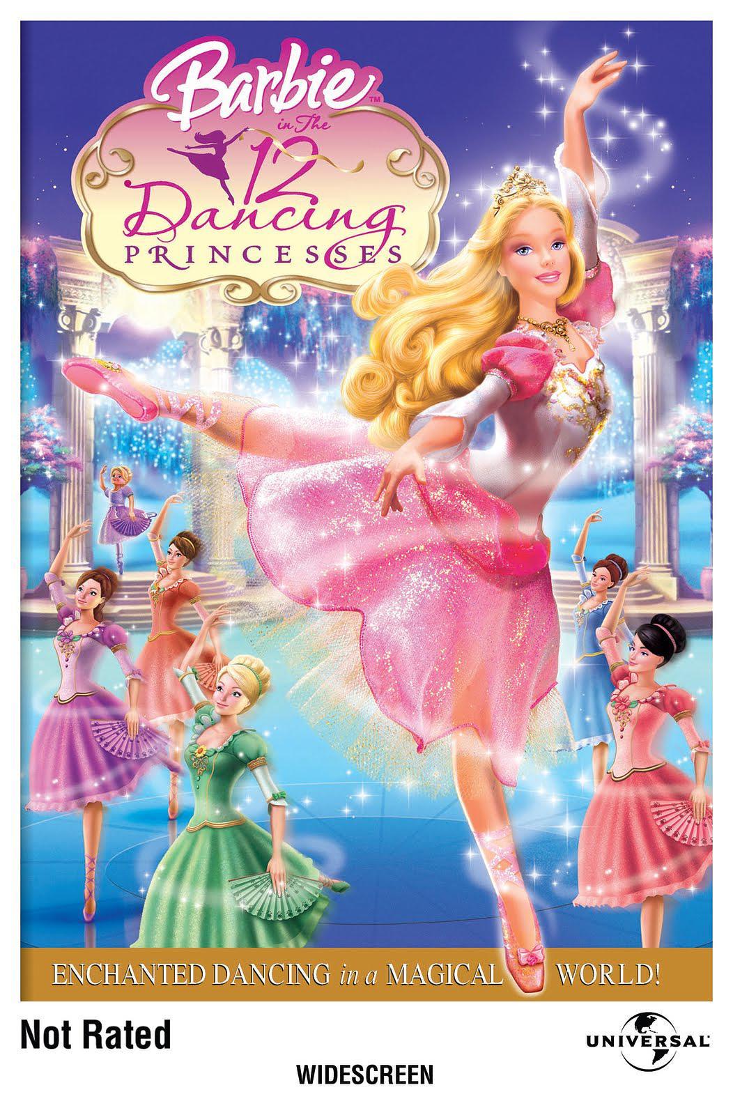 芭比和十二个跳舞的公主