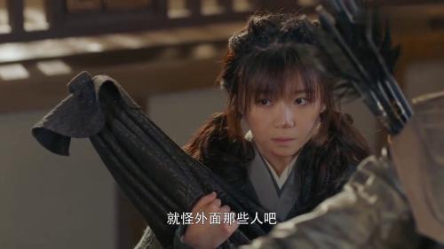 《将夜2》-第12集精彩看点 宁缺用剑挟持了曲妮