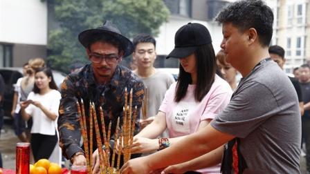 《欢乐颂2》杨烁刘涛甜蜜吻戏苏甜十足