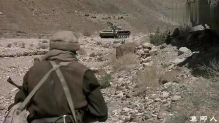恐怖分子 RPG打坦克, 一发入魂, 这才是军人应有的沉着冷静《入侵阿富汗》