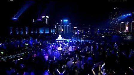 跨年音乐季 2010 风中有朵雨做的云 孟庭苇 跨年演唱会深圳站 101231