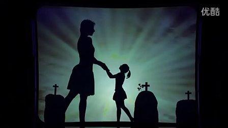 2013英国达人秀超感人《影子秀》表演