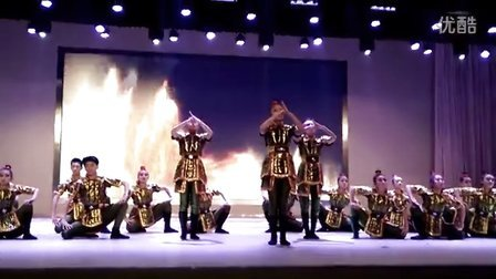 舞蹈《花木兰》