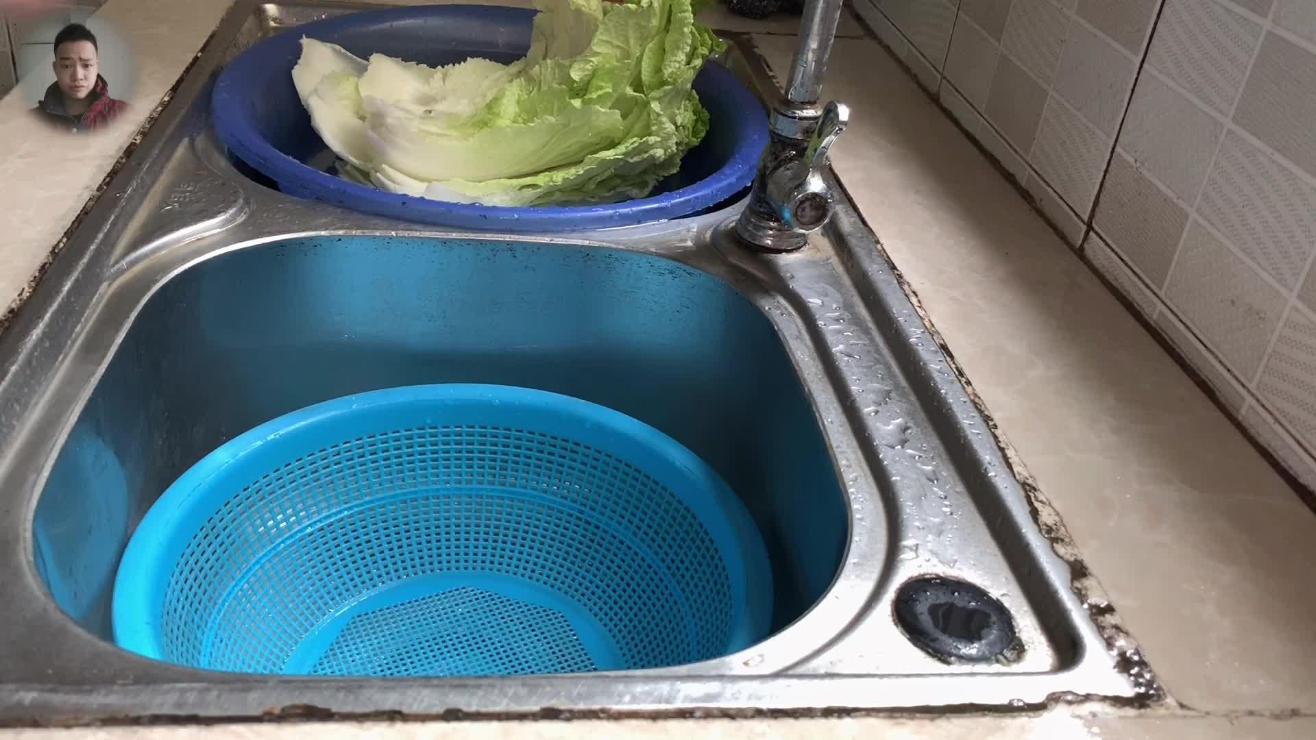 大白菜最好吃的做法,不炖汤不凉拌,好吃解馋,一次2斤不够吃
