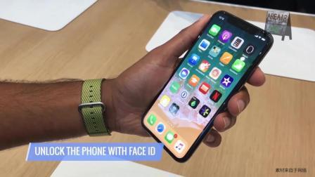 iPhoneX8Plus苹果发布会第一手上手视频体验