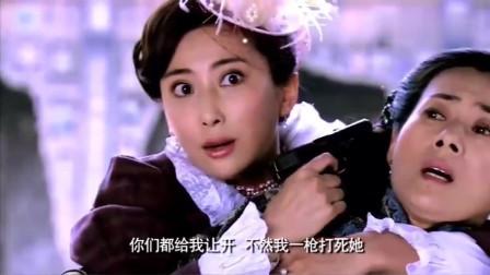 铁梨花:胖丫当日本人走狗,老太太把枪给铁梨花,让她清除家鬼