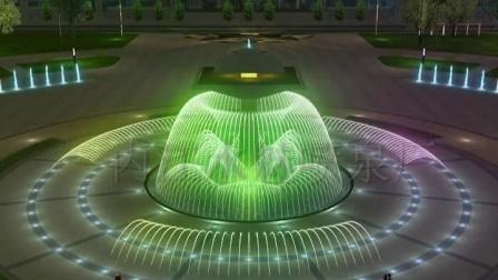 水魅音乐喷泉视频