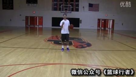 篮球技巧教学:凯文杜兰特的急停跳投 篮球教学过人