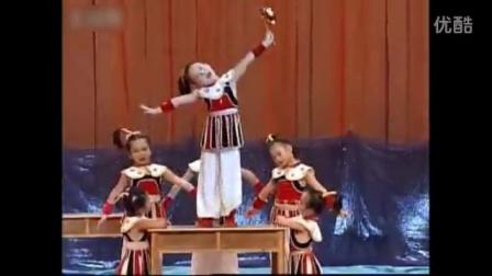 幼儿舞蹈花木兰