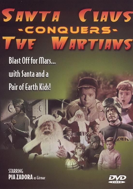 圣诞老人征服火星人