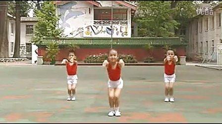 [世界真美好幼儿广播体操]第二套全国幼儿广播体操视频