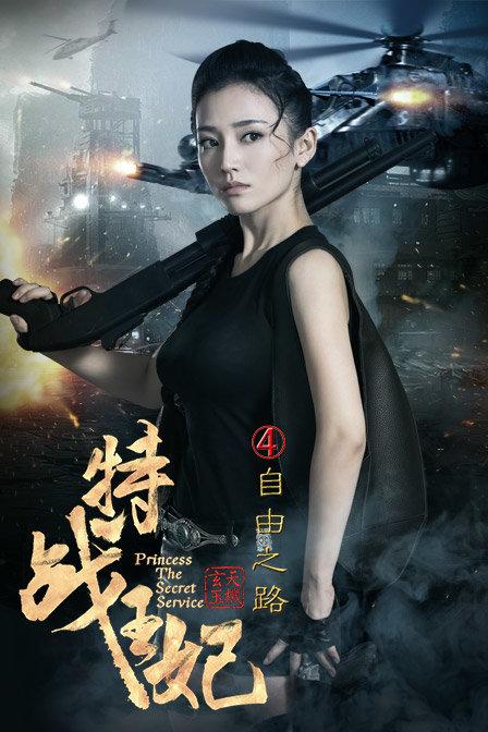 特战王妃4(自由之路)