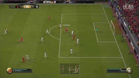 FIFA16 【进攻提高班】12 --- 死亡螺旋之蚌埠回旋