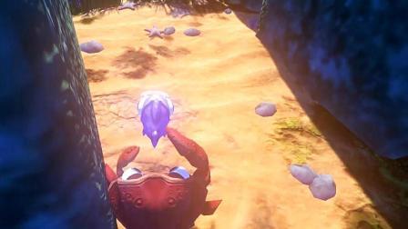 海底大猎杀单机游戏, 小蓝鱼VS大螃蟹