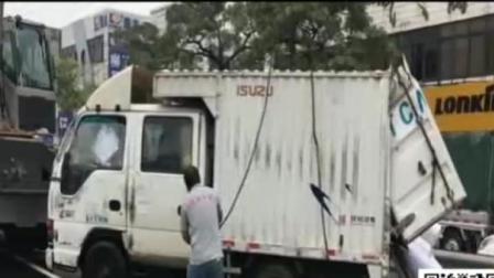 中山:750斤布料货车侧翻105国道拥堵1公里今日关注20190418