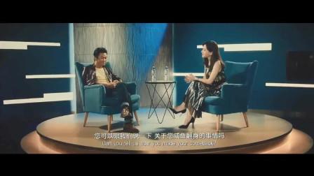 新喜剧之王:这个片段王宝强被采访时这个回答成就了这部电影,网友:主持人好美友