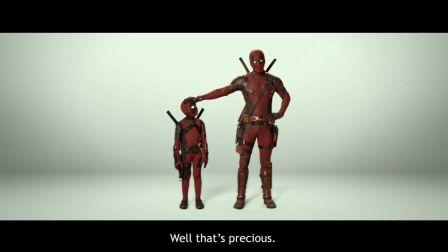 【猴姆独家】《死侍2》曝光第二支IMAX特别预告片!