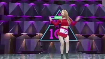 《创造101》舞蹈表现圈粉了,Freestyle零失误!不愧为乐华七美的舞力担当