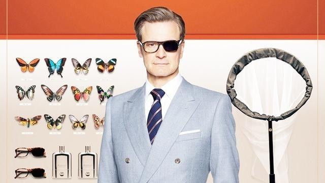 《王牌特工2》口碑超《007》,绅士范科林取代邦德成英国特工代表