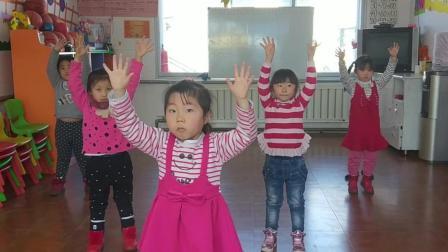 幼教小课堂, 幼儿舞蹈《快乐星猫》, 家长可以让小朋友跟着练练!