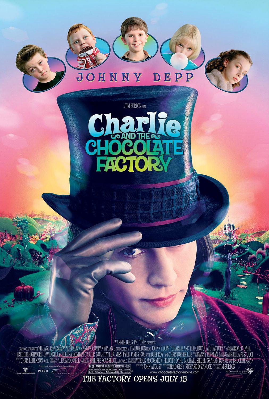 查理和巧克力工厂