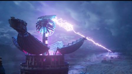 《掠食城市》一座移动钢铁怪兽拥有顶级武器,60分钟毁灭世界?
