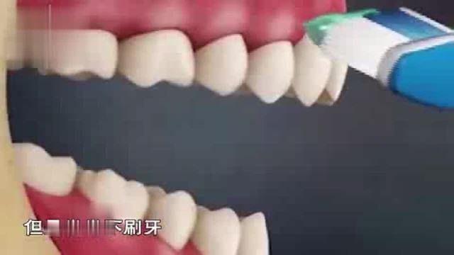 只因刷牙时的这个习惯,看完一身冷汗!