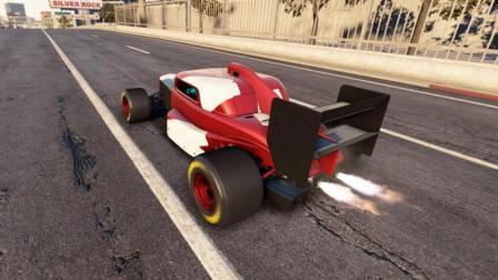 """极品飞车20: 公路赛""""F1""""大战帕格尼, 你不笑算我输"""