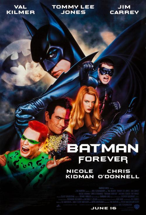 蝙蝠侠3(永远的蝙蝠侠)