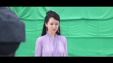 《天乩之白蛇传说》花絮:杨紫被数次虐哭,演技炸裂