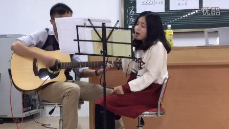 来自星星的你(韩语)吉他弹唱