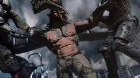 《机器功夫侠之北腿王》国产科幻爆燃片,你没看错这是国产科幻功夫片