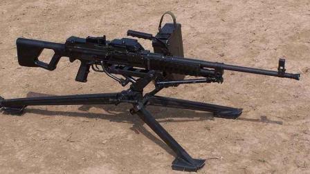 军事科技: 这把机枪谁用谁被打! 机枪外号歪把子为什么叫歪把子那?
