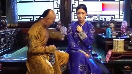 《延禧攻略》佘诗曼片场花絮:皇上教娴妃普通话!