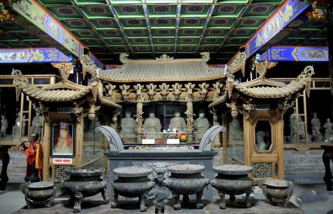 中国最神秘的宫殿:深埋地下百年无人知,却因一座机场被意外发现