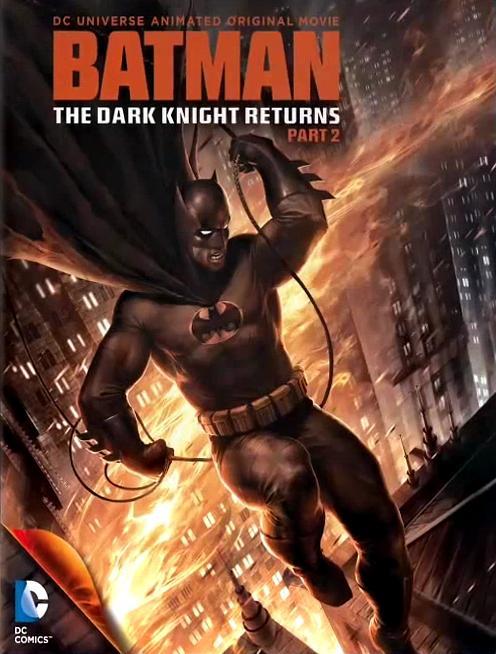 蝙蝠侠(黑暗骑士归来下)