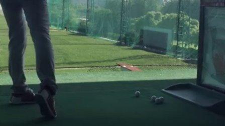 上海金桥高尔夫俱乐部球童:李瑞环
