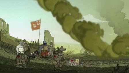 勇敢的心世界大战第一章第5节上 比利时伊普尔攻略封印潘多拉的魔盒